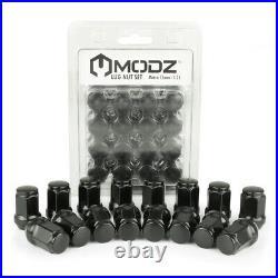 12 MODZ Bomber Matte Bronze Golf Cart Wheels and Tires (215-35-12) Set of 4