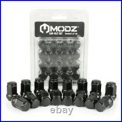 14 MODZ Bomber Matte Bronze Golf Cart Wheels and Tires (205-30-14) Set of 4