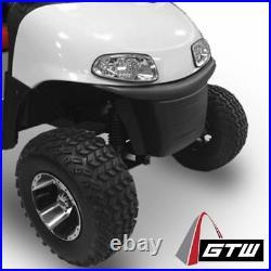 14 Madjax Transformer Wheels and X-Trail Tires + GTW Quality Golf Cart Lift Kit