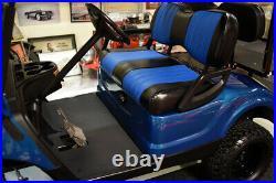 2013 Yamaha Golf Cart Lifted Custom Wheels Custom Paint Custom Seats