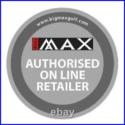2021 Big Max Blade IP 3-Wheel Golf Trolley -5 Yr Warranty Fold Flat Compact Cart