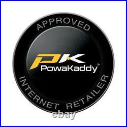 2021 Powakaddy Electric Golf Trolleys Carts FULL RANGE Lithium Battery Options