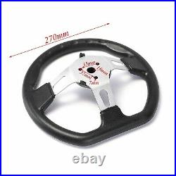 32 ATV Golf Cart Go Kart Rear Live Axle Kit + Steering Wheel Gear Rack Tie Rod