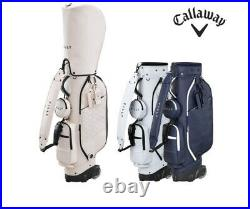 Callaway 2021 Filly Classic Golf Women's Caddie Bag Wheeled 8.5In UPS Ship# Pink