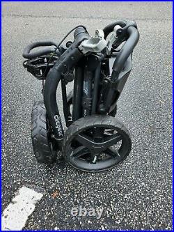Clicgear Model 3.5 plus Golf Bag Cart Push Pull 3 wheels