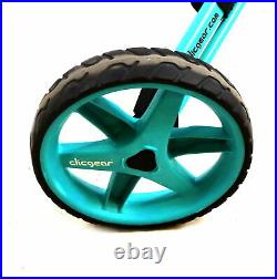 Clicgear Model 4 3 Wheels Push Pull Cart