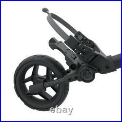 Clicgear Rovic RV1C Compact Golf Push Cart Trolley Charcoal/Black NEW! 2020