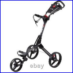 Cube Golf Trolley by SkyMax One Click 3 Wheel Folding Cart Lightweight! NEW