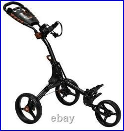 Longridge Ezeglide Compact Premium 3 Wheel Push Golf Cart