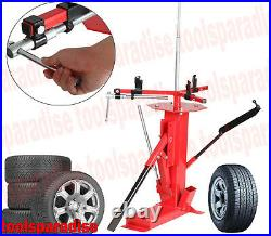 Mini Tire Changer Tractor Mower ATV Scooter Golf Cart 4in-16.5 Wheel Changing