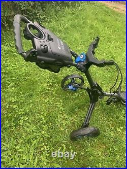 Motocaddy Cube 3 Push Trolley Cart Caddy 3 Wheel Great Condition Free Postage