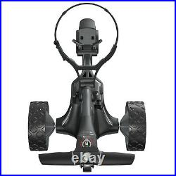 Motocaddy M7 DHC Electric Foldable 4 Wheel Golf Caddy Cart with Remote Control