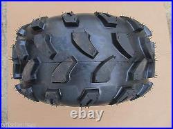 Quad ATV Buggy Golf Cart rear wheel rim and tyre 18 x 9.50 8 Pair