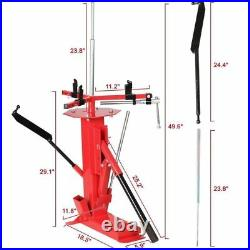 SMALL Mini Tire Changer Tractor Mower ATV Scooter Golf Cart Wheel Changing Tool