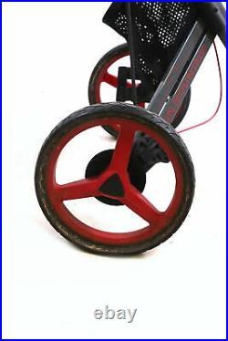 Sun Mountain Speed Cart GX 3 Wheels Folding Push Pull Cart